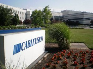 Cablevision headquarters in Bethpage