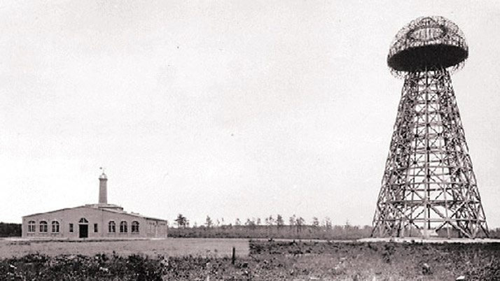 The former site of Tesla Tower in Shoreham may be turned into a museum