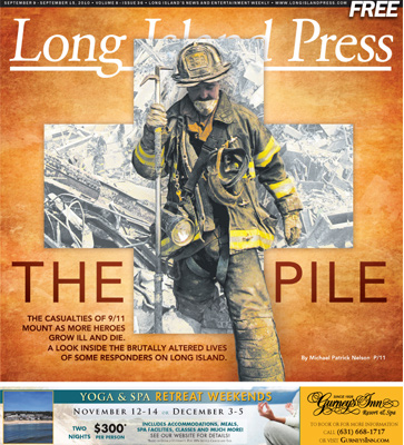 Long Island Press - Volume 8, Issue 36
