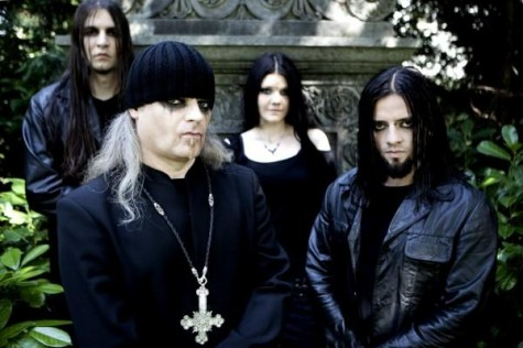 Thomas Gabriel Fischer (center) fronts Triptykon, who will play Manhattan's Gramercy Theater on October 6.