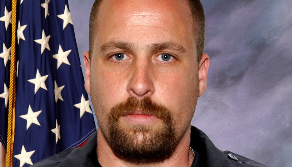 Nassau County police officer Geoffrey Breitkipf (Courtesy: NCPD)