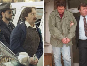 From left: Joel Rifkin and Robert Shulman, two prior Long Island serial killers who also targeted prostitutes. (AP photos)