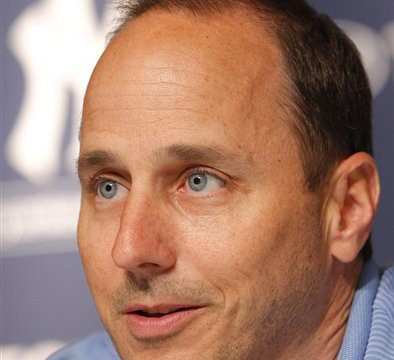 Yankees general manager Brian Cashman (AP Photo/Paul J. Bereswill, File)